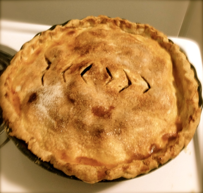 Nane's Famous Apple Pie