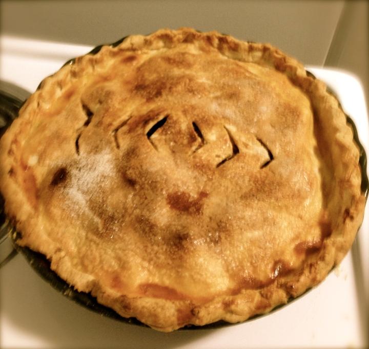 Nane's Famous Apple Pie