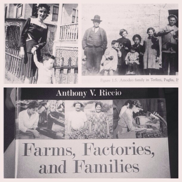 Farms, Factories and Families